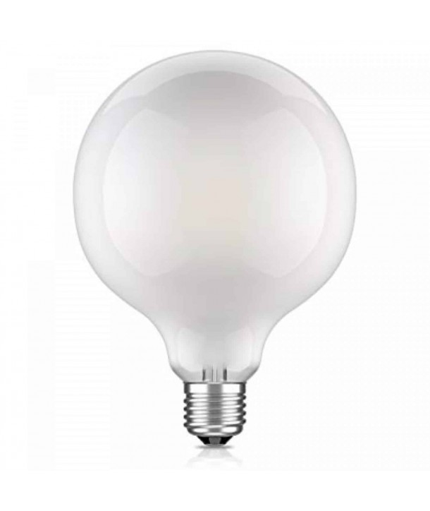 Ampoule led globe opalin GM
