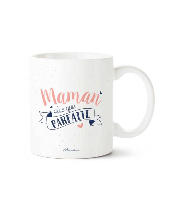 """Mug """"maman plus que parfaite"""""""