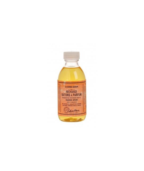Recharge bâtons à parfum Orange épicée